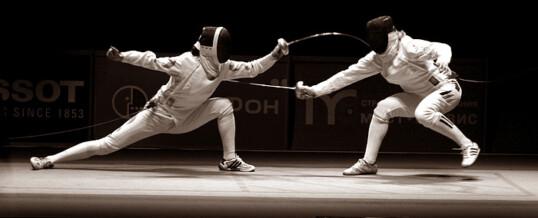 Открытый чемпионат Томской области по фехтованию на шпагах