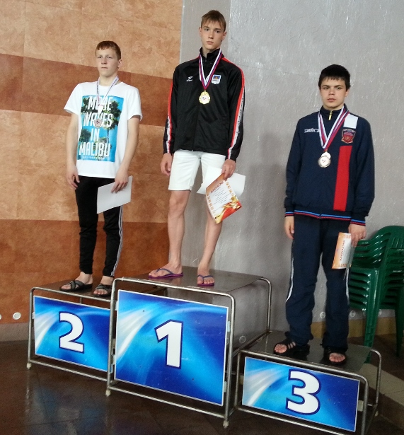 Жердев Илья - 2 место