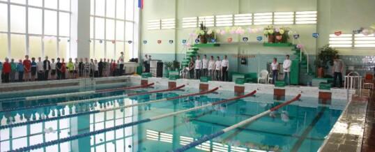 Открытое первенство по плаванию 01-02.06.2013 г. в Юрге.