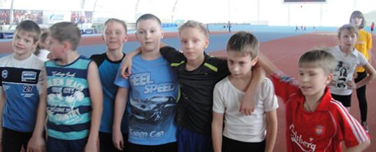 Первенство СДЮСШОР №1 по легкой атлетике