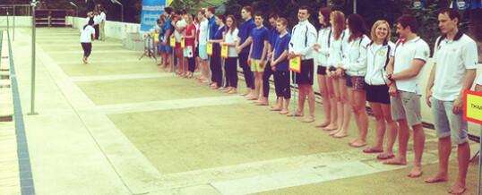 IV этап Кубка Мира по подводному спорту