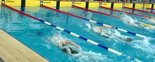 Первенство России по подводному спорту (плавание в ластах)