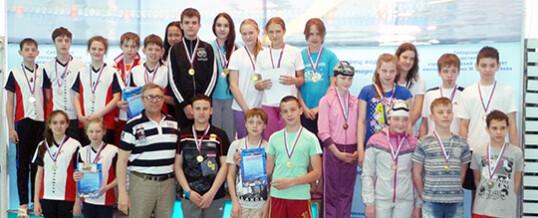 XVII Открытый Кубок Сибири по подводному спорту (плавание в ластах)