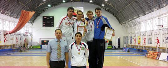II этап III летней Спартакиады молодежи России 2014 года