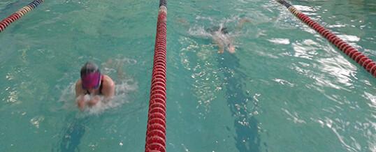 Чемпионат Сибирского федерального округа по плаванию