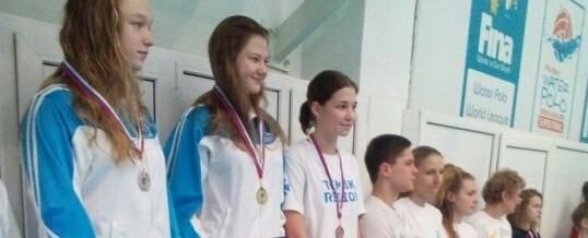 Подводный спорт. Первые медали 2017 года завоеваны в Челябинске!