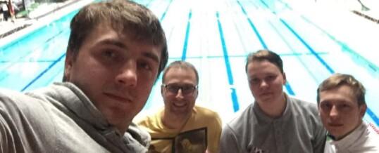 Дмитрий Журман и Александра Скурлатова завоевали 5 медалей на первом этапе Кубка мира по плаванию в ластах