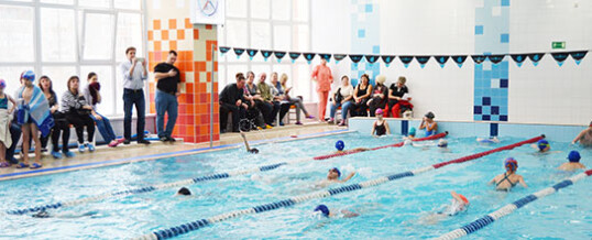 Первенство по плаванию на призы Деда Мороза СК Аврора