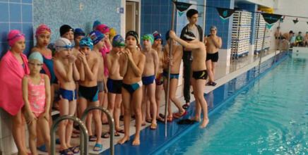 Первенство по плаванию среди групп начальной подготовки, посвященное Победе в Великой Отечественной войне