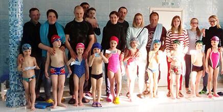 Спортивный праздник «Умею плавать»