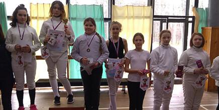 4 этап региональных соревнований Кубок «Юный мушкетер»
