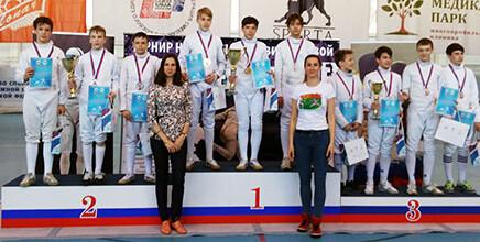 Сибирский региональный турнир на призы ЗМС России Любови Шутовой по фехтованию