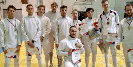 Кубок СФО по фехтованию