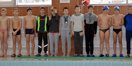 Первенство ЗАТО СЕВЕРСК по плаванию «Олимпийские надежды»