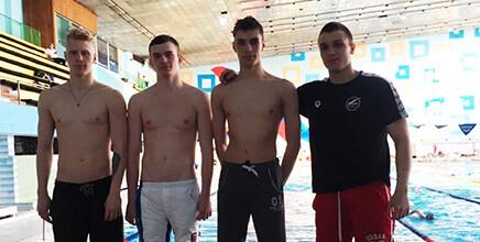 Межрегиональные соревнования по плаванию (зональные соревнования)