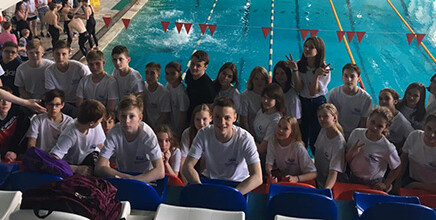 Соревнования XXII Открытого Кубка Сибири по подводному спорту