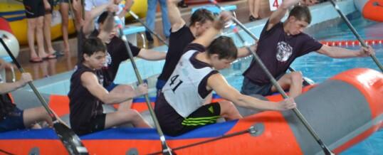 IV-й Зимний Кубок Алтайского края по рафтингу и гребному слалому