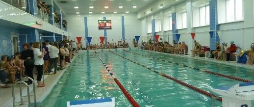 III этап открытого Кубка города Томска по подводному спорту.
