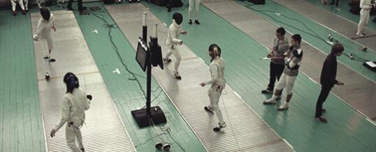 «Новогодний турнир» по фехтованию
