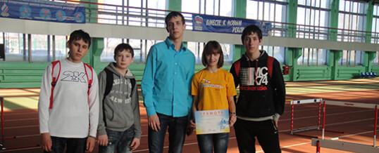 Всероссийские соревнования по легкой атлетике на приз ЗМС Татьяны Зеленцовой.