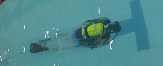 Чемпионат Томской области по подводному спорту