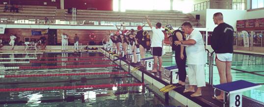 Третий международный чемпионат по дайвингу Nimes Sport Diving