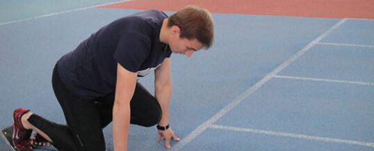 Первенство Сибирского Федерального округа по легкой атлетике.