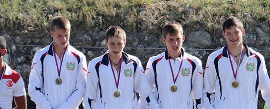 Первенство России по рафтингу, Чемпионат Европы по рафтингу и  Чемпионат России по гребному слалому