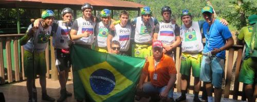 Чемпионат Мира по рафтингу