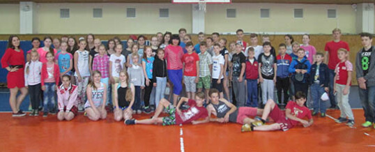 Отчет о проведении лагеря с дневным пребыванием детей отделения подводного спорта