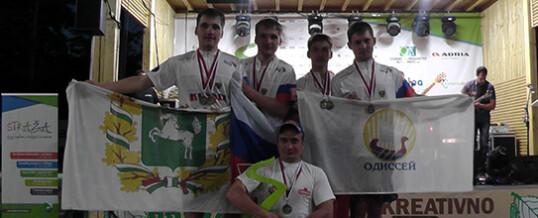 Чемпионат Европы по рафтингу