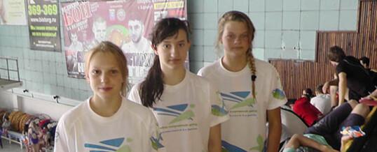 Всероссийские соревнования «Кубок Сибири» по плаванию (IV этап)
