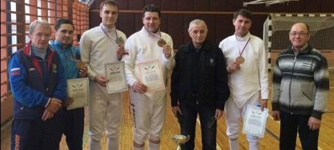 Фехтование. Ринат Манапов – бронзовый призёр турнира памяти А. М. Русских