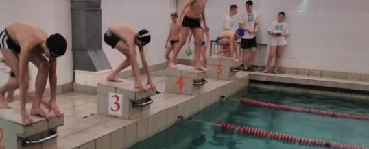 Итоги внутришкольных соревнований по плаванию