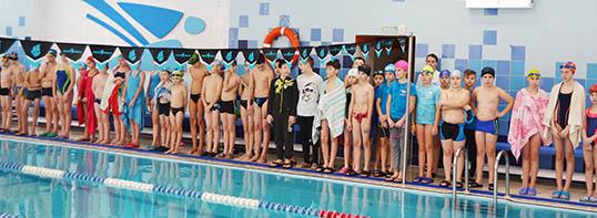 Первенство по плаванию, посвященное Дню Народного Единства 8 ноября 2017 года с/к «Аврора»