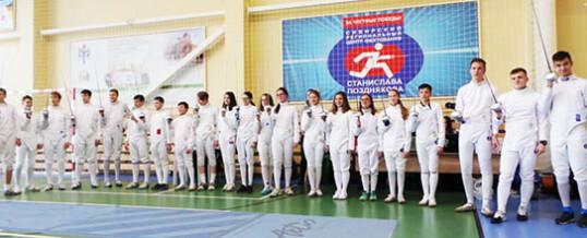 Первенство Сибирского федерального округа по фехтованию