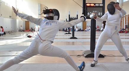 XXII традиционный всероссийский турнир «Весенняя капель» по фехтованию