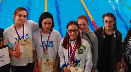 Первенство России по подводному спорту