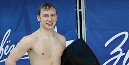 Чемпионат России по подводному спорту (плавание в ластах)