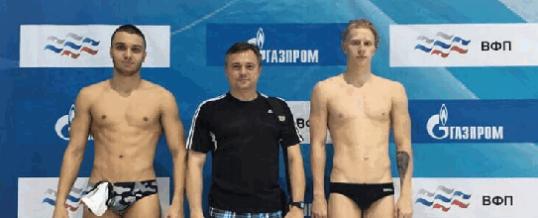 Первенство Сибирского Федерального округа по плаванию