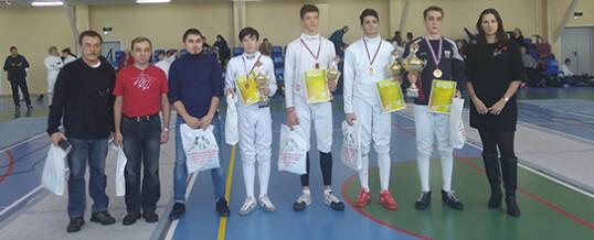 Сибирский региональный турнир по фехтованию