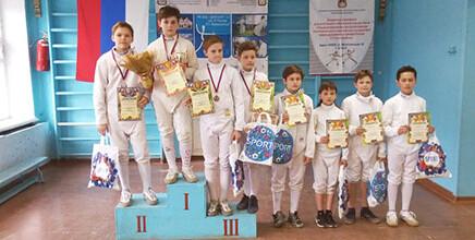 3 этап региональных соревнований Кубок «Юный мушкетер»