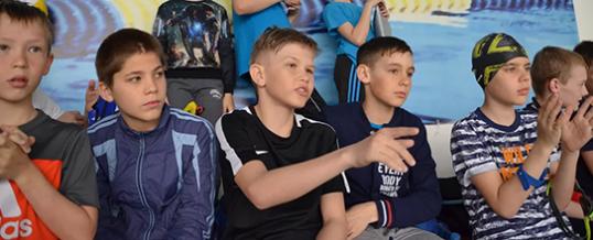 2 Этап Областных соревнований Детской Лиги плавания Сибири