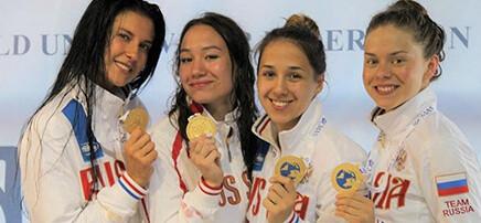 Чемпионат Европы по подводному спорту