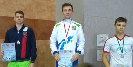 Открытое Первенство Федерации подводного спорта Алтайского края