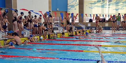 Чемпионат и Первенство Томской области по плаванию